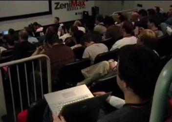 Bethesda press event