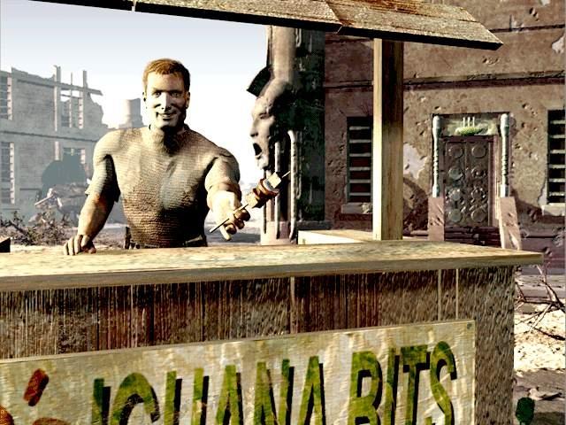 Good Hub Ending - Iguana Bob