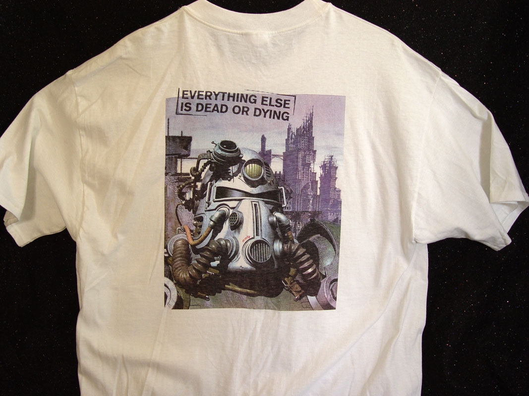 Fallout Shirt 1 Back
