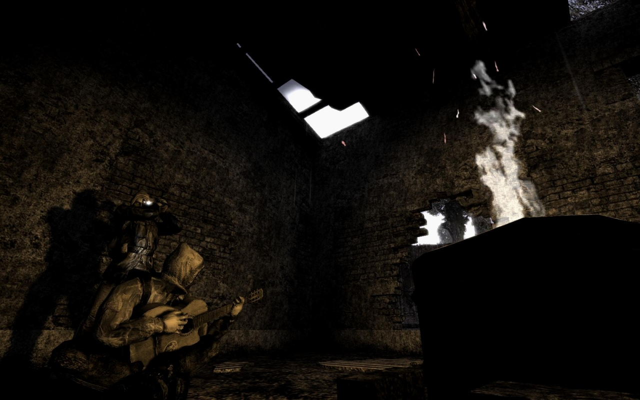 S.T.A.L.K.E.R. Nuclear Snow screenshot 3
