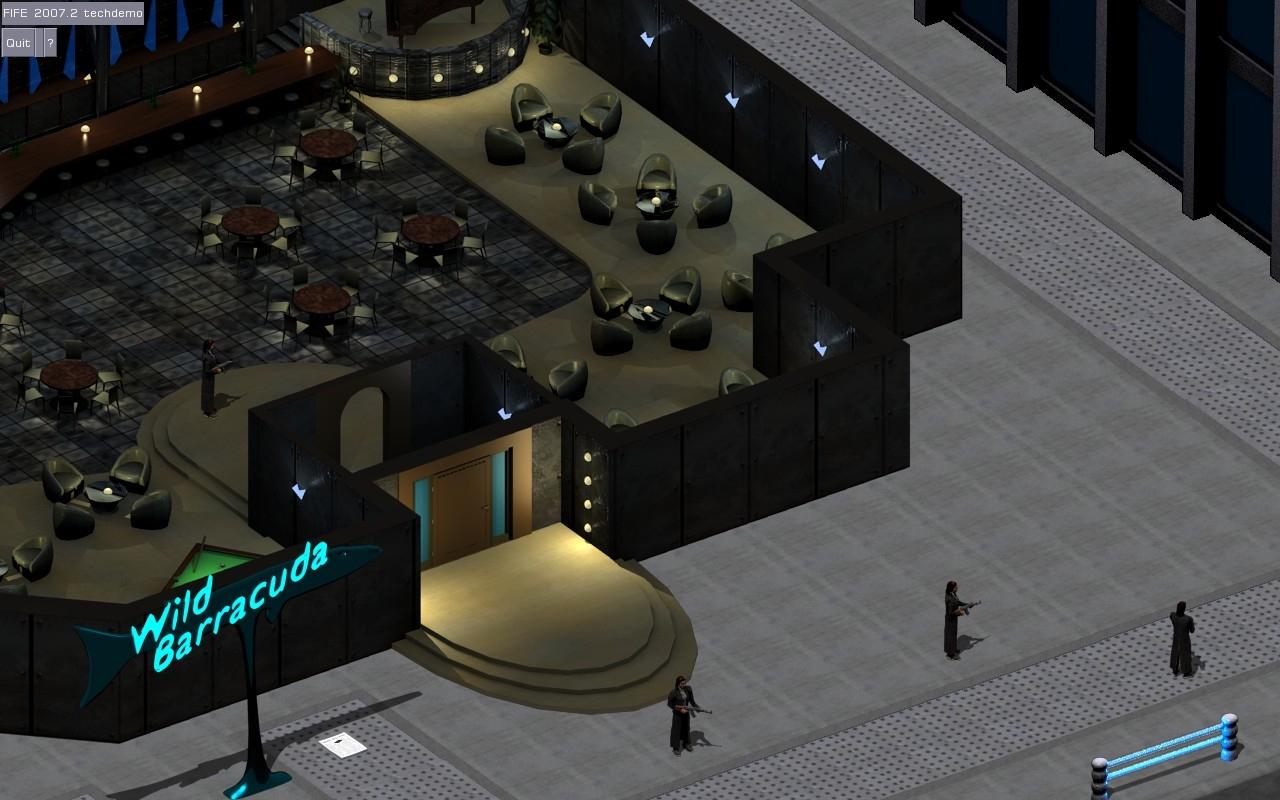 FIFE 2007.2 screenshot