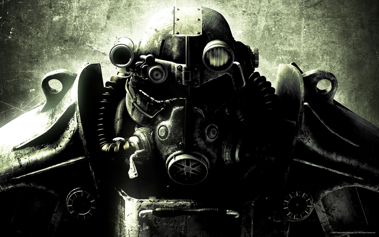 Fallout BoS Wallpaper