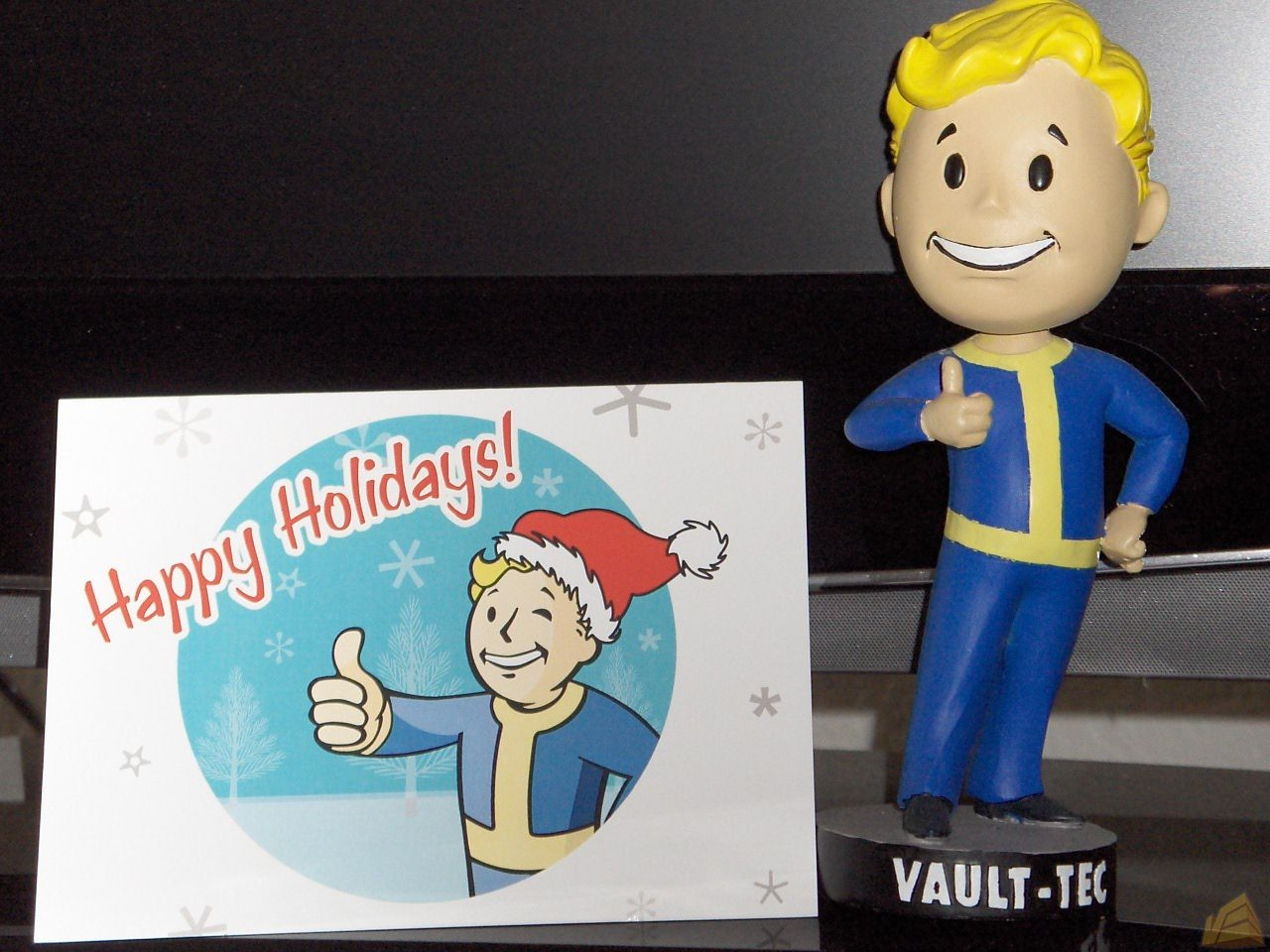 Fallout 3 Christmas Card