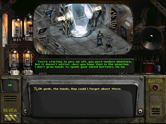 Fallout: Between Good & Evil English Screenshot
