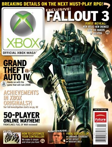OXM Fallout 3 cover