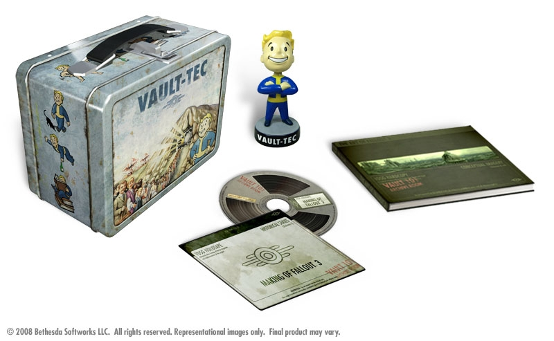 Collector's Edition contents