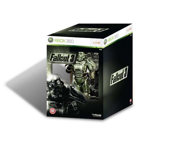 Fallout 3 GAME exclusive LE