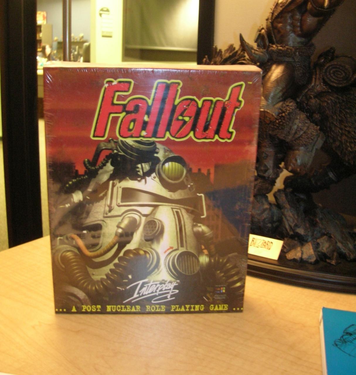 Fallout 1 Box