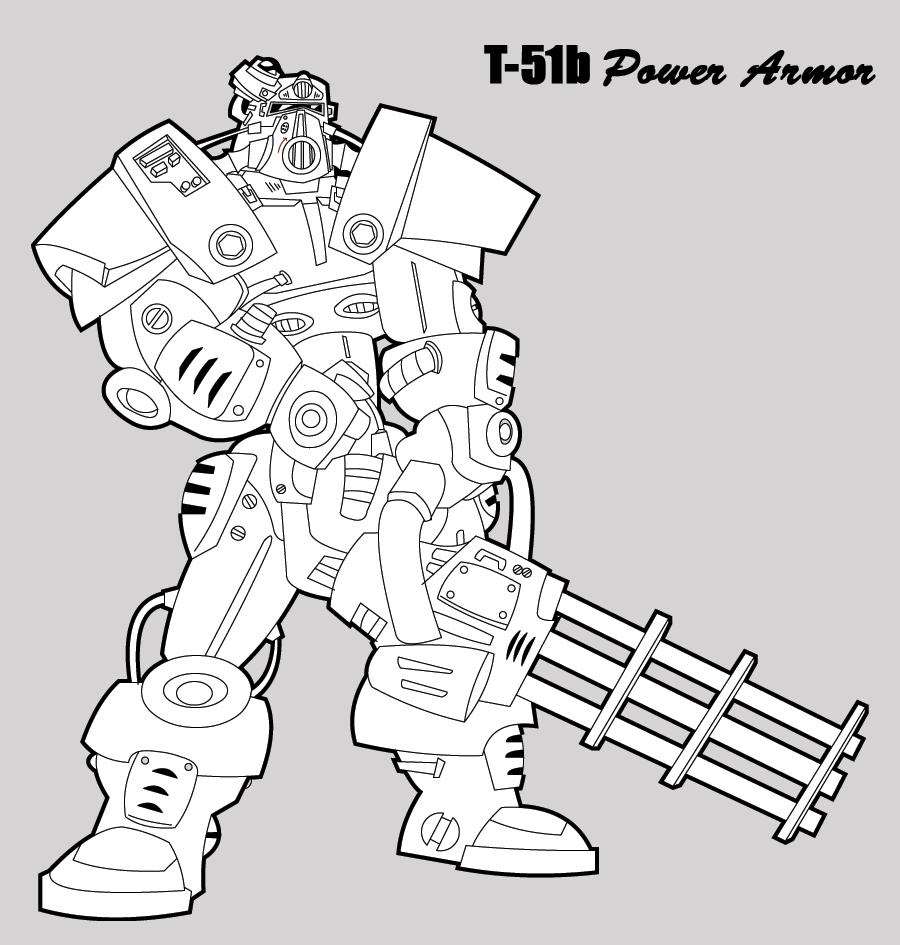 patriot_41: T-51b Power Armor