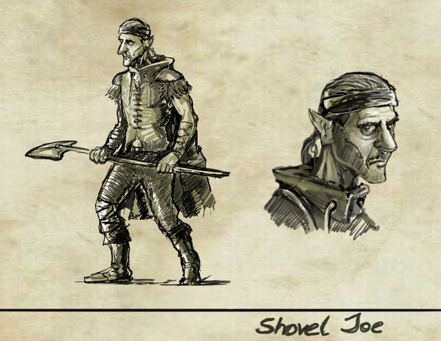Shovel Joe