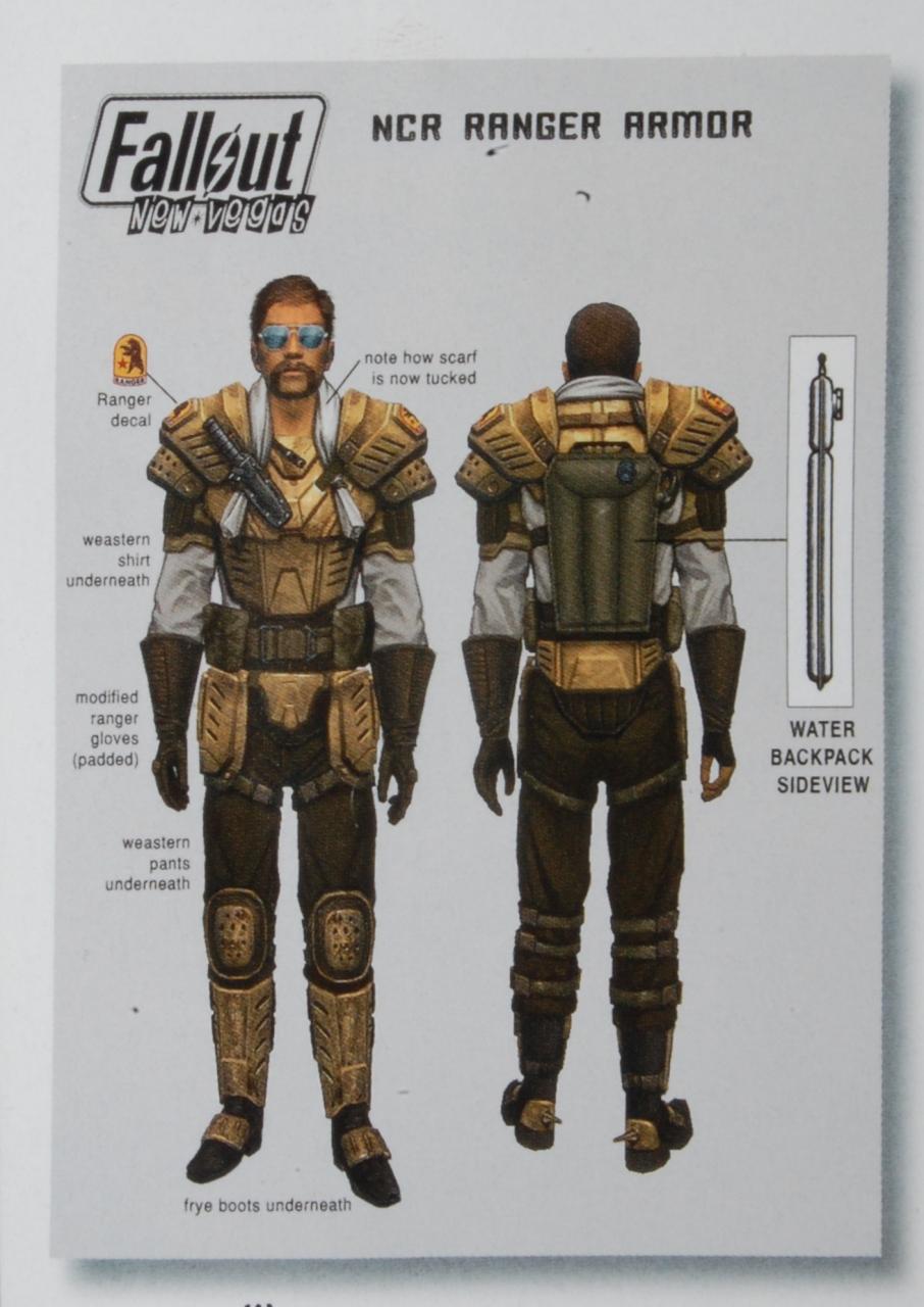 NCR Ranger Armour