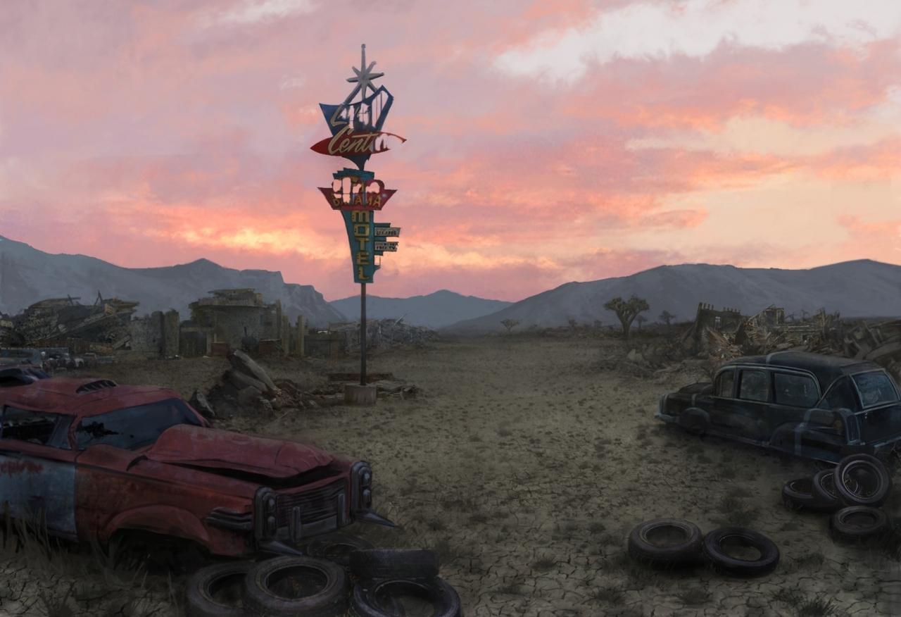 Fallout: New Vegas concept art