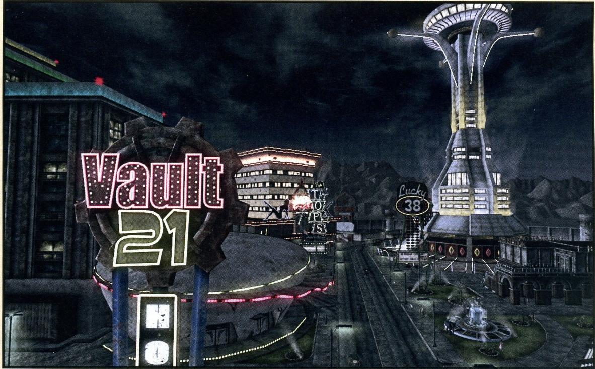 New Vegas Strip