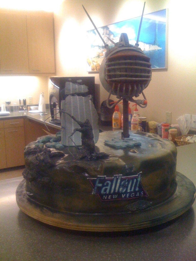 Photo Quot Birthday Cake Quot In The Album Quot Fallout New Vegas Quot By