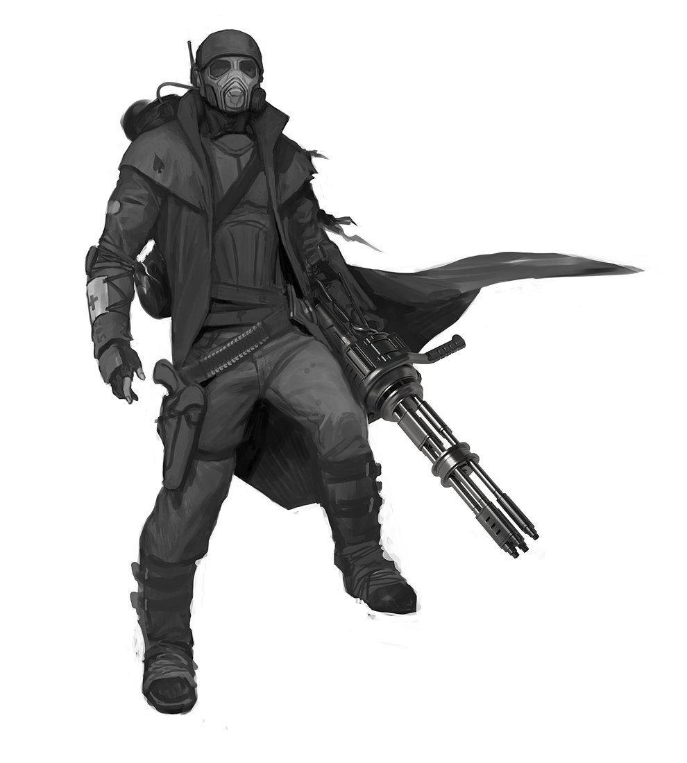 NCR Ranger by Wes Burt