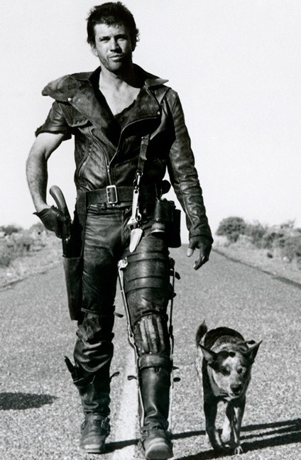 Mad Max and Dogmeat