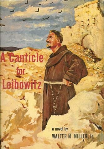 A Canticle for Leibowitz 1960 cover
