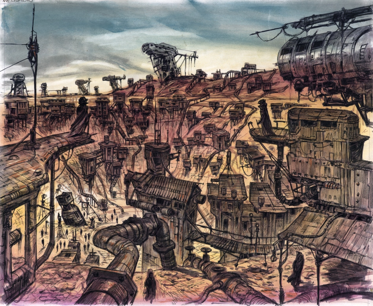 photo megaton in the album concept art images by brother none