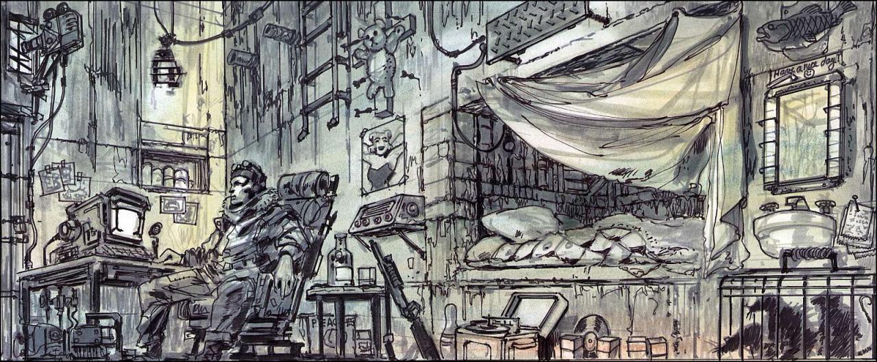 City Dwelling