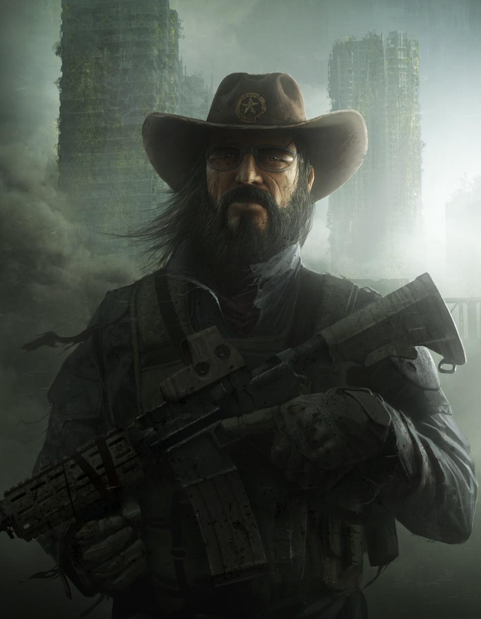 Ranger Headshot