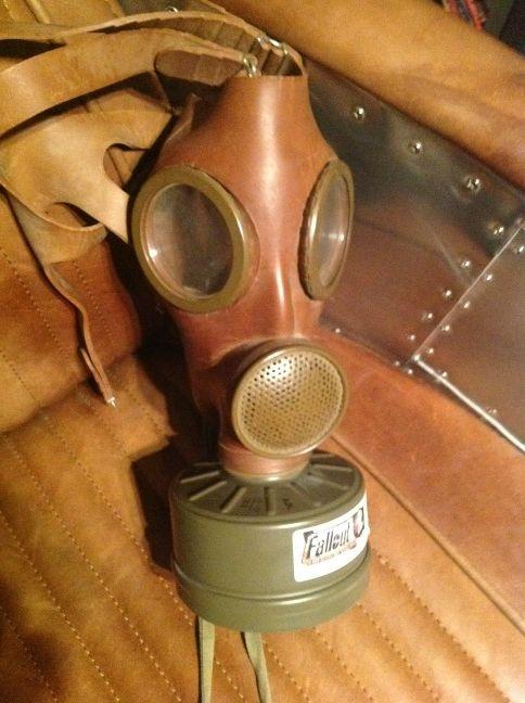 Fallout 2 gas mask