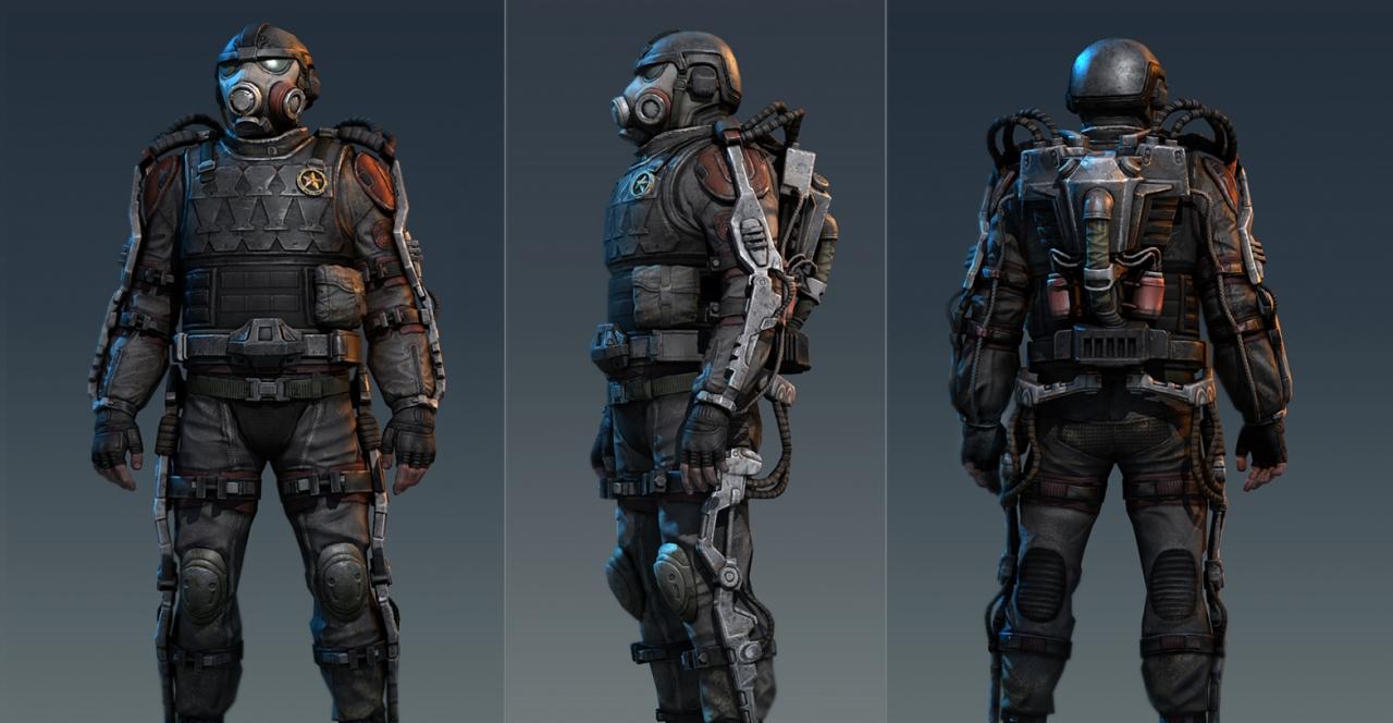 Duty Exoskeleton