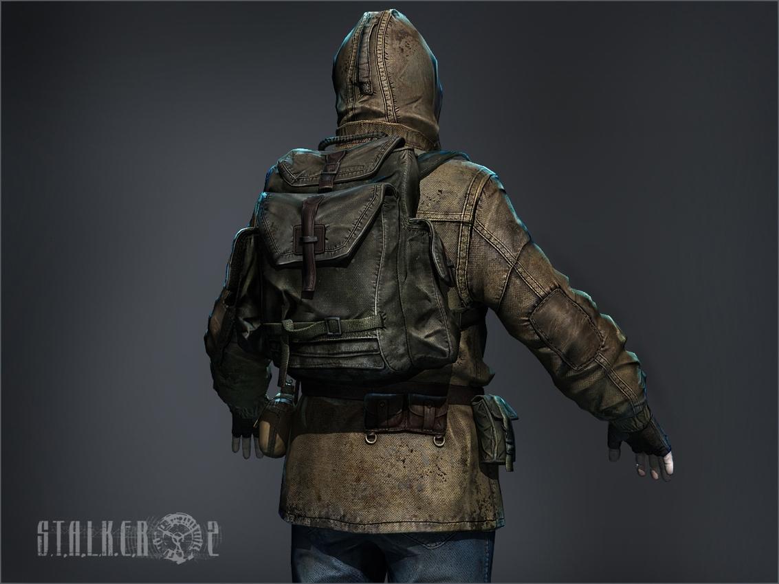 Stalker rookie render