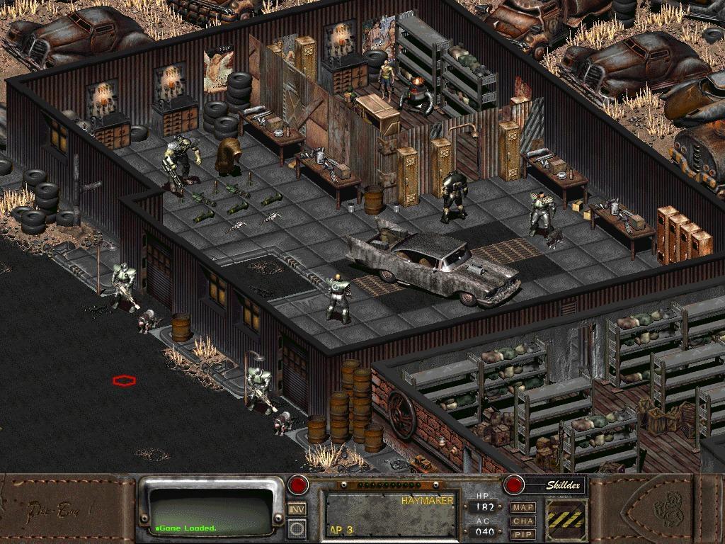 Classic Fallout 2