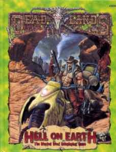 Deadlands: Hell on Earth