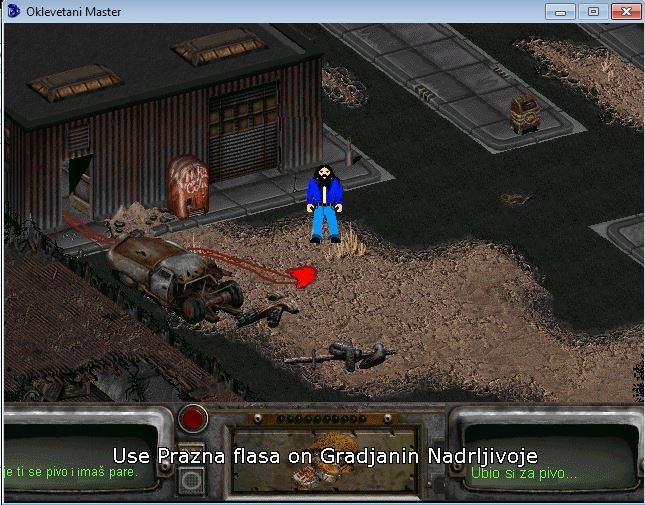 Slika 4 iz igre Oklevetani Master