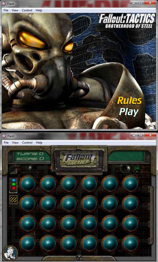 Fallout concentration