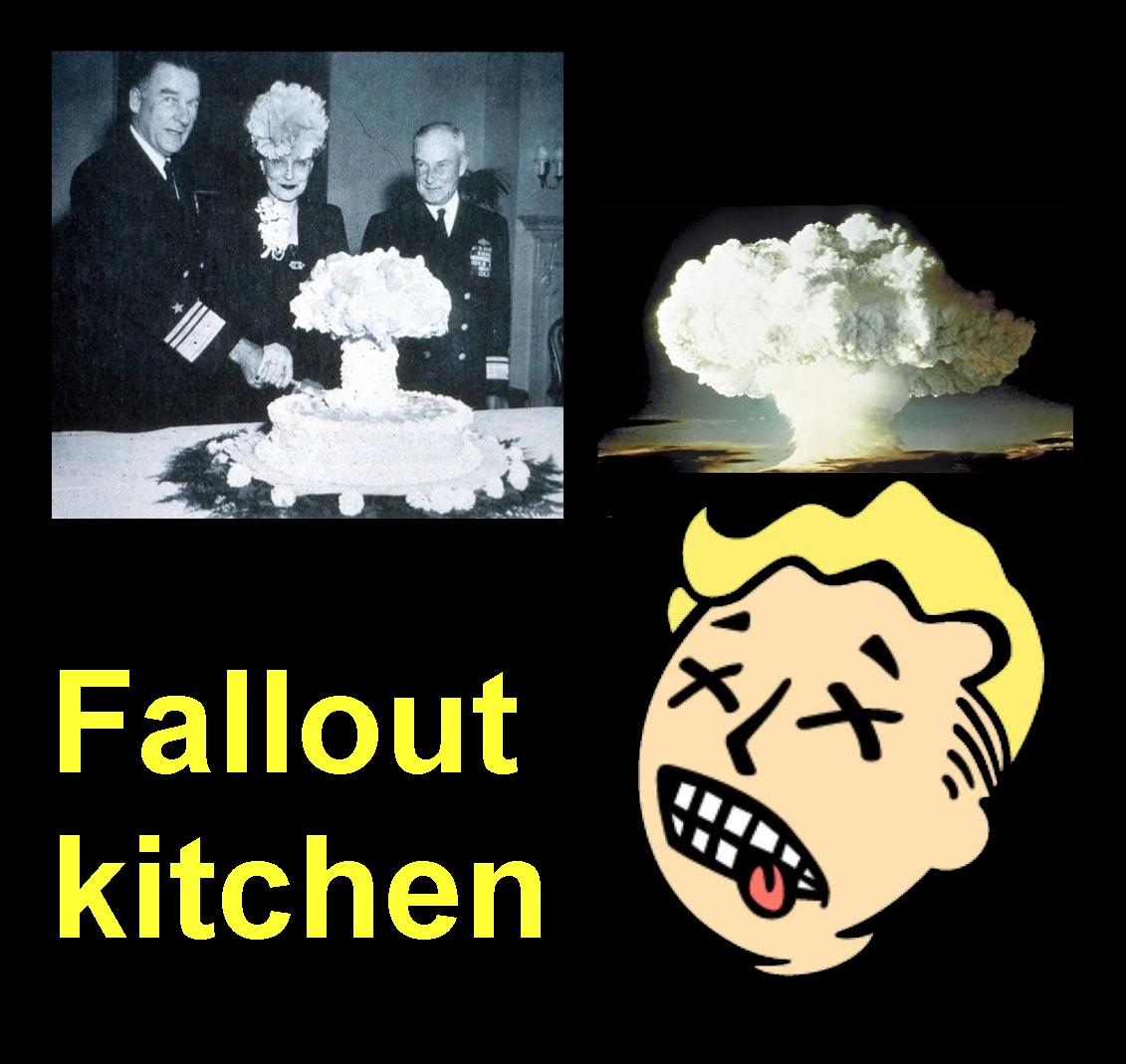 Fallout kitchen
