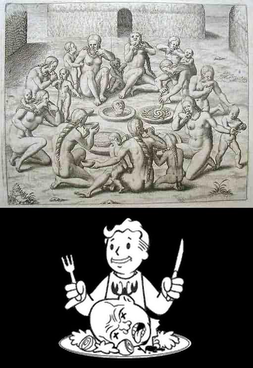 Njam njam reče kanibal